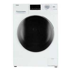 Haier 6 kg Fully Automatic Front Load Washing Machine White  (HW60-10636NZP)