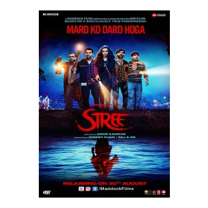 50% Cashback On Stree Movie Tickets booked through Paytm valid for ALL Users