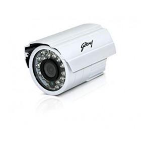 Godrej Seethru (1MP) HD 720P Bullet IR Outdoor CCTV Security Camera