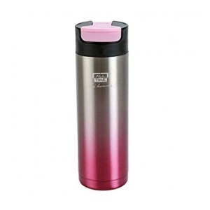 All Time Cresta VF007 Stainless Steel Vacuum Flask, 470ml, Pink