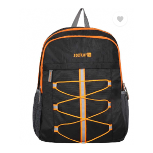 SPY/BG/ON/S1845 25 L Backpack(Black)