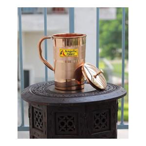 Angelic Copper Jug, 1.5 litres, Brown