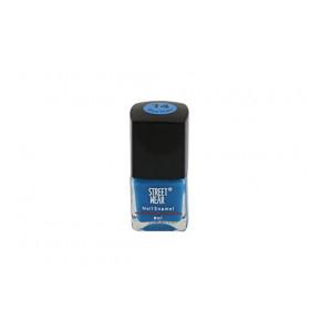 Street Wear Nail Enamel, Blue Hues, 8ml