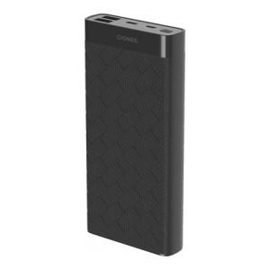 GIONEE 20000 mAh Power Bank (Fast Charging, 15 W)(Black, Lithium Polymer)