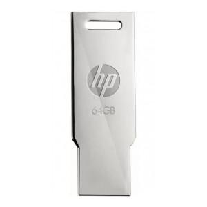 HP 64 GB Flash Drive V232W USB 2.0 64 GB Pen Drive(Silver)