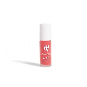 MyGlamm LIT Matte Nail Enamel-Salty-7ml (Apply coupon)