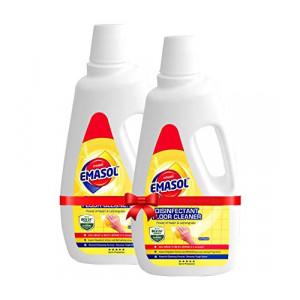 EMAMI EMASOL Disinfectant Floor Cleaner Citrus 975 ml (Pack of 2)