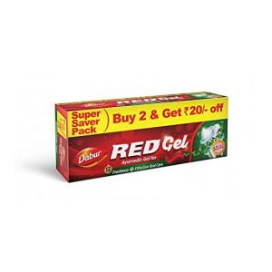 Dabur Red Gel - 150 G (Pack Of 2)