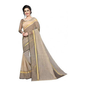 Hinfy Export Sarees for Women Saree With Designer Blouse(Multi)