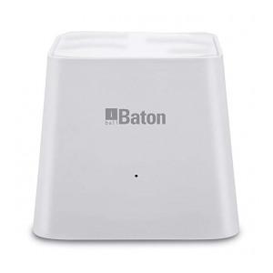 iBall WebWork Gigabit 1200M Smart AC Whole Home Wi-Fi Mesh Router iB-WRD12GM (White)