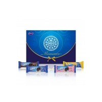 Cadbury Oreo Moments Assorted Creme Biscuit Gift Box, 1.2 kg