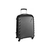 Loot Skybags Westport Polycarbonate 75.1 cms Black Hardsided Suitcase (WESTP75EJBK)