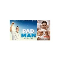 Spin the wheel and win 100% cash back on the movie Padman