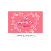 Myntra E-gift card of 1000 at 810-- Valentine's Day special
