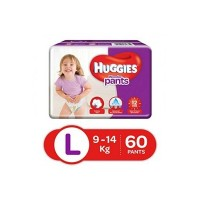 85efb17cc37 Huggies Wonder Pants Large Size Diapers (60 Count)