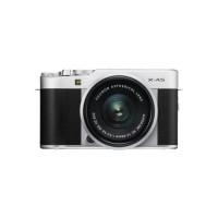 Fujifilm X Series X-A5 Mirrorless Camera Body with 15 - 45 mm Lens F3.5 - 5.6 OIS PZ(Silver, Black)