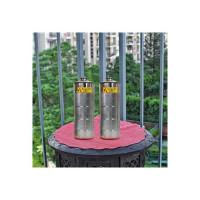 Angelic Copper Bottle Set, 1 litres, 2-Pieces, Brown (AGC0063C2)