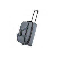 Lavie Sport Polyester 63.5 cms Dark Grey Travel Duffle (BDGA222073M4)