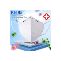 KN95 Anti-bacterial Extra Air Series Face Mask For Protection Against Harmful Virus