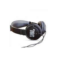 (Renewed) JBL C300SI On-Ear Dynamic Wired Headphones (Black)
