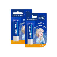 NIVEA Lip Balm, Disney Limited Edition Original Care, 4.8g (Pack of 2) Original  (Pack of: 2, 9.6 g)