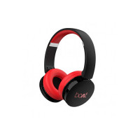 boAt Rockerz 370 Wireless Headphone with Bluetooth 5.0, Immersive Audio, Lightweight Ergonomic Design, Cosy Padded Earcups and Up to 8H Playback Bliss (Fiery Red)