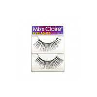 Miss Claire Miss Claire Eyelashes 18, Black, 1 Count, Black,