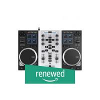 (Renewed) Hercules DJ 4780871 USB DJ Controller
