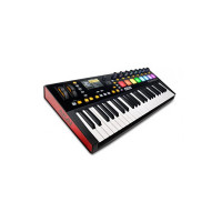 Akai Professional Advance49 49-Key Virtual Instrument Production Controller with Color LCD Screen