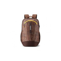 American Tourister Jet 50 cms Brown Casual Backpack (FE0 (0) 03 002)