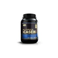 Optimum Nutrition (ON) Gold Standard 100% Casein Protein Powder - 2 lbs, 907 g (Chocolate Supreme)