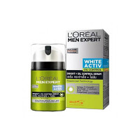 L'Oreal Paris Men Expert White Activ Oil Control Fluid, 50ml