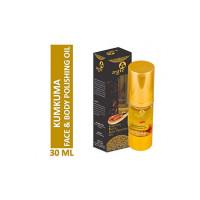 Aegte Ultra Luxurious Kumkuma Face and Body Polishing Oil - 30 ml / 1 fl. Oz