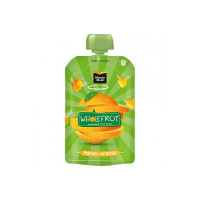 Minute Maid Wholefrüt Mango Orange Purée – Pack of 5 x 100 g