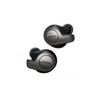 Jabra Elite 65t Alexa Enabled True Wireless Earbuds with Charging Case, 15 Hours Battery,Titanium Black, Designed in Denmark