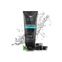 Bombay Shaving Company Charcoal Face Wash, Fights Pollution And Acne, Oil Control For Men - 45g