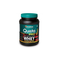 Himalaya Quista Pro Advanced Whey Protein Powder - 1kg (Coffee Mocha) (Apply coupon)