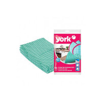 YORK Kitchen Cloth Large 10 Pieces Assorted Colours (021020)