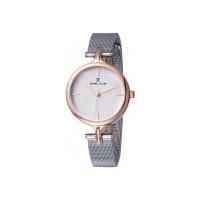 Daniel Klein Analog Silver Dial Women's Watch-DK11914-2