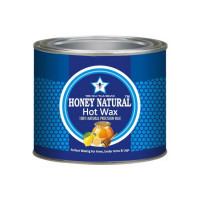 Honey Natural Best Hot Wax for our arms,legs and under arms( hot wax 600g net) wax(600g) Wax (593 g) WITH strips stick Wax(599.1 g)