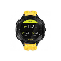 Traq by Titan Cardio Running and Cycling GPS Unisex Smartwatch with Heart Rate Monitoring and Upto 7 Days of Battery Life 75001PP03