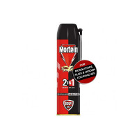 Mortein 2-in-1 Mosquito and Cockroach killer Spray with lemon fragrance - 600 ml   100% Kill Guarantee [ Apply 10% coupon]