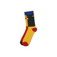 Life Mens Colour Block Socks Pack Of 2