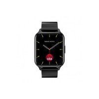 French Connection Q26 Series Unisex Smartwatch with Full Touch Screen, Continuous Heart Rate & Blood Pressure Monitoring with Long Battery Life